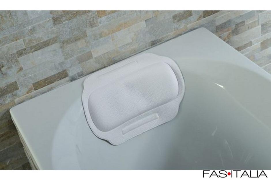 Cuscino appoggiatesta per vasca da bagno - Accessori per vasca da bagno ...